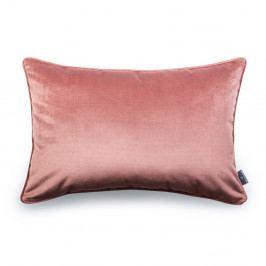 Růžový povlak na polštář WeLoveBeds Heard Wood, 40 x 60 cm