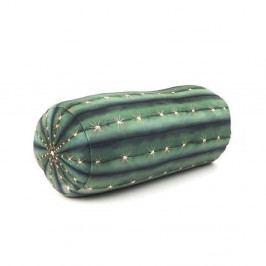 Polštář v dekoru kaktusu Kikkerland, délka 37 cm