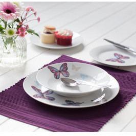 12dílná porcelánová sada nádobí Sabichi Mariposa