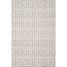 Vlněný koberec Safavieh Taroundant, 121x182 cm, přírodní