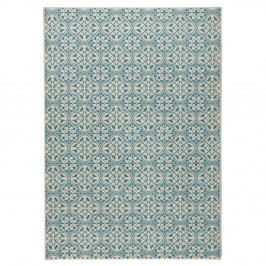 Modrý koberec Hanse Home Gloria Pattern, 160x230cm