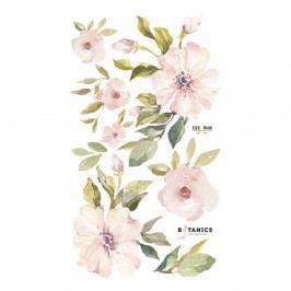 Set nástěnných samolepek Dekornik Botanix Pastel Magnolia L