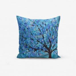Povlak na polštář s příměsí bavlny Minimalist Cushion Covers Suleiman, 45 x 45 cm