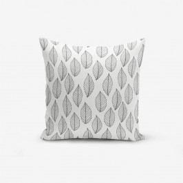 Povlak na polštář s příměsí bavlny Minimalist Cushion Covers Lea, 45 x 45 cm