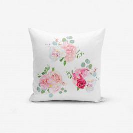 Povlak na polštář Minimalist Cushion Covers Flower, 45x45cm