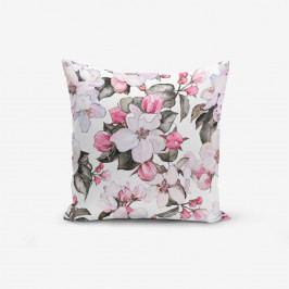 Povlak na polštář Minimalist Cushion Covers Toplu Kavaniçe Flower, 45x45cm