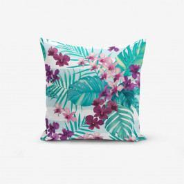 Povlak na polštář Minimalist Cushion Covers Lilac Flower, 45x45cm
