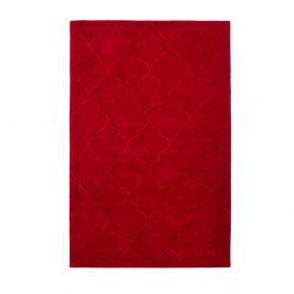 Červený ručně tuftovaný koberec Think Rugs Hong Kong Puro Red, 120 x 170 cm