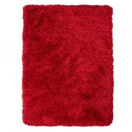 Červený ručně tuftovaný koberec Think Rugs Montana Puro Red, 120 x 170 cm