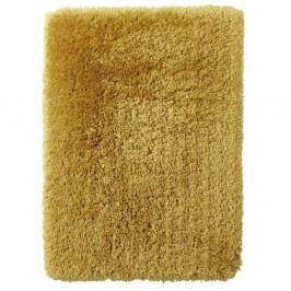 Žlutý ručně tuftovaný koberec Think Rugs Polar PL Yellow, 80 x 150 cm