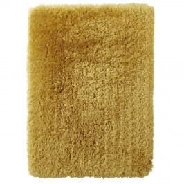 Žlutý ručně tuftovaný koberec Think Rugs Polar PL Yellow, 120 x 170 cm