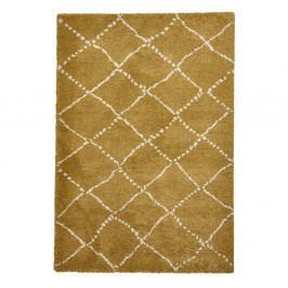 Žlutý koberec Think Rugs Royal Nomadic Yellow, 120 x 170 cm