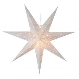 Bílá svítící hvězda Best Season Galaxy White, 100 cm