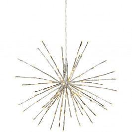 Svítící LED dekorace vhodná doexteriéru Best Season Firework, ⌀ 60 cm