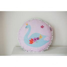 Polštář VIGVAM Design Bohemian Chic Swan