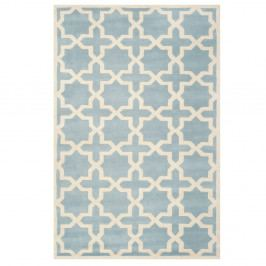 Vlněný koberec Safavieh Wooster, 243 x 152 cm
