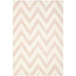 Vlněný koberec Safavieh Stella Powder, 121x182cm