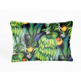 Dekorativní polštář Velvet Atelier Banana, 50 x 35 cm