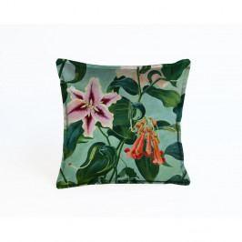 Dekorativní polštář Velvet AtelierTropicana, 45 x 45 cm