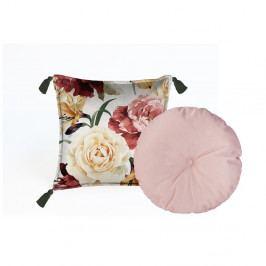 Sada 2 dekorativních polštářů Velvet Atelier Wendy