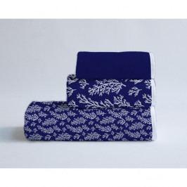 Sada 3 bavlněných ručníků Velvet Atelier Corals