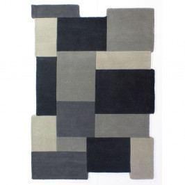 Vlněný koberec Flair Rugs Illusion Collage Odette,150x240cm
