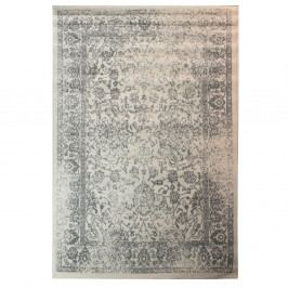 Šedý koberec Flair Rugs Element Bonetti Grey, 120 x 170 cm