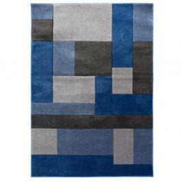 Modrošedý koberec Flair Rugs Cosmos Blue Grey, 120x170cm