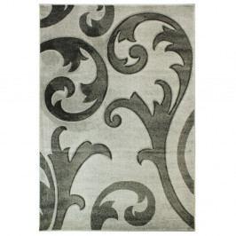 Šedý koberec Flair Rugs Elude Grey, 160x230cm