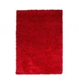 Červený koberec Flair Rugs Cariboo Red, 60x110cm