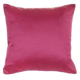 Růžový povlak na polštář Apolena Rasberry, 43 x 43 cm