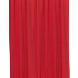 Červený závěs Apolena Plain Red, 170x270cm