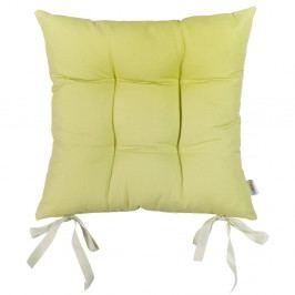 Zelený podsedák Apolena Simply Green, 41x41 cm