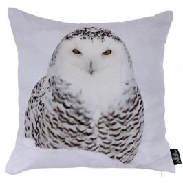 Povlak na polštář Apolena Winter Owl, 45 x 45 cm