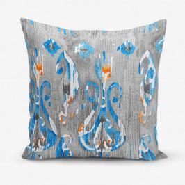 Povlak na polštář s příměsí bavlny Minimalist Cushion Covers Cinimon, 45 x 45 cm