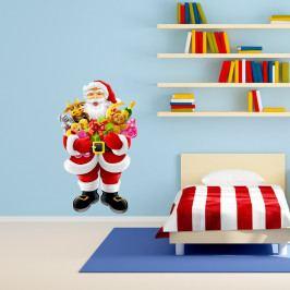 Vánoční samolepka Ambiance Noel Apporte Les Cadeaux