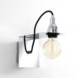 Chromované nástěnné svítidlo Tomasucci Genius