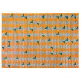 Oranžový koberec Cosmopolitan design Montreal, 120 x 170 cm