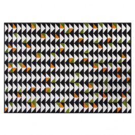 Černo-bílý koberec Cosmopolitan design Montreal, 133 x 190 cm