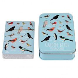 Hrací karty Rex London Garden Birds
