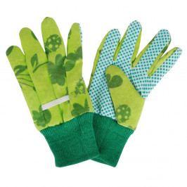 Dětské zelené rukavice na zahradu Esschert Design