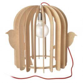 Dřevěná stolní lampa Le Studio Birdcage