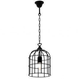 Černé závěsné svítidlo Glimte Kolibri