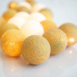 Světelný řetěz Irislights Honey, 35světýlek
