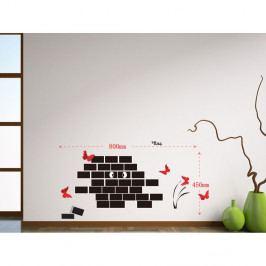 Nástěnná samolepka Mauro Ferretti Wall, 45 x 80 cm