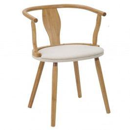 Jídelní židle z bambusu Mauro Ferretti Japan