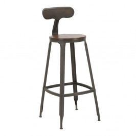 Sada 2 barových židlí Mauro Ferretti Harlem, výška 103cm