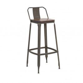 Sada 2 barových židlí Mauro Ferretti Harlem Machine