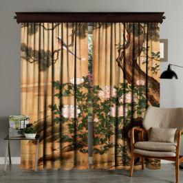 Sada 2 závěsů Curtain Palido, 140 x 260 cm
