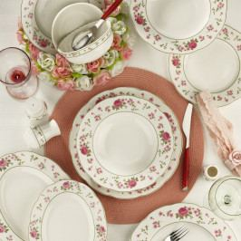 30dílná sada nádobí z porcelánu Kutahya Summer Day